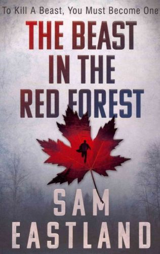 Sam Eastland: The Beast in the Red Forest cena od 298 Kč