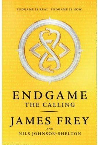 James Christopher Frey: Endgame 1 - The Calling cena od 315 Kč
