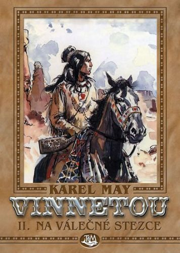 Karl May: Vinnetou II cena od 174 Kč