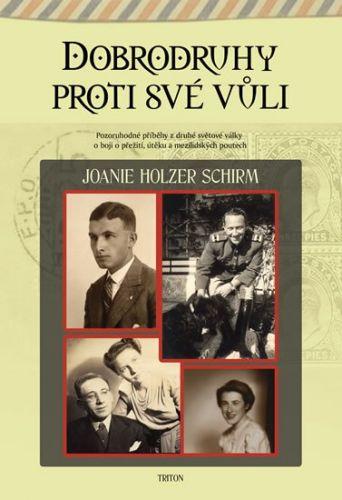 SCHIRM JOANIE HOLZER Schirm Joanie: Dobrodruhy proti své vůli cena od 218 Kč