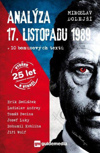 MIroslav Dolejší: Analýza 17.listopadu cena od 213 Kč