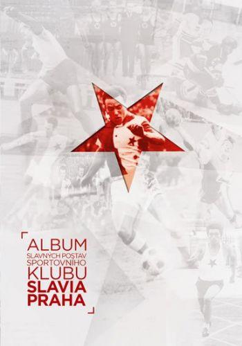 Vladimír Zápotocký: Album slavných postav sportovního klubu Slavia Praha cena od 244 Kč