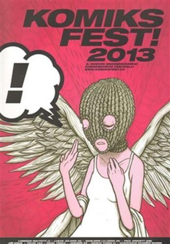 KomiksFEST! 2013 cena od 95 Kč