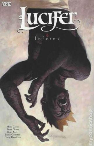 Kolektiv, Mike Carey: Lucifer 5 - Peklo cena od 324 Kč