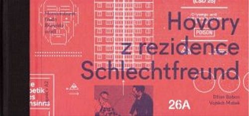 Vojtěch Mašek, Badan Džian: Hovory z rezidence Schlechtfreund cena od 205 Kč