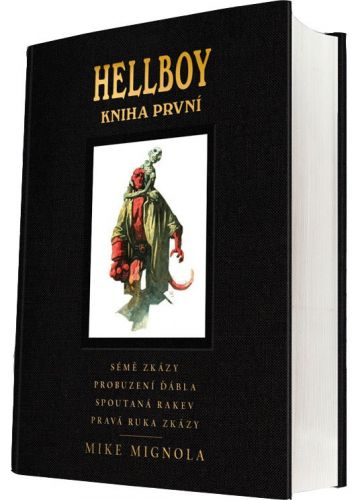 Mike Mignola: Hellboy: Pekelná knižnice kniha první