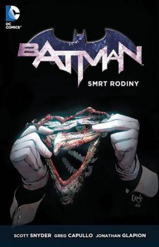 Scott Snyder, Capullo Greg: Batman - Smrt rodiny cena od 299 Kč
