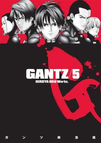 Oku Hiroja: Gantz 5 cena od 131 Kč