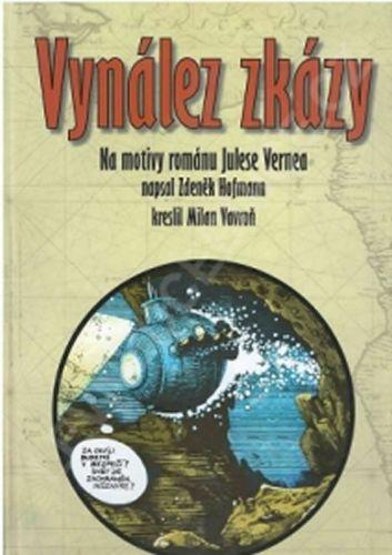 Milan Vavroň: Vynález zkázy (komiks) cena od 238 Kč