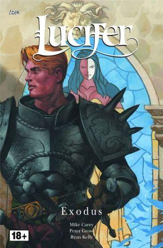 Mike Carey, Cross Peter: Lucifer 7 - Exodus cena od 323 Kč