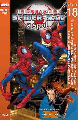 Ultimate Spider-Man a spol. 18 cena od 131 Kč