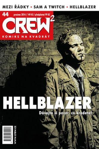 Kolektiv: Crew2 - Comicsový magazín 44/2014 cena od 97 Kč