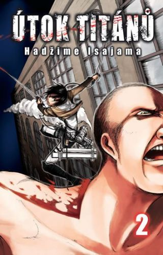 Isajama Hadžime: Útok titánů 2 cena od 117 Kč