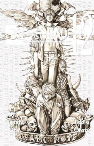 Óba Cugumi, Obata Takeši: Death Note - Zápisník smrti 12 cena od 129 Kč