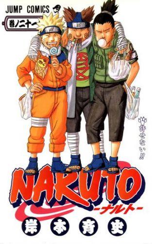 Masaši Kišimoto: Naruto 21 - Neodpustitelné cena od 122 Kč