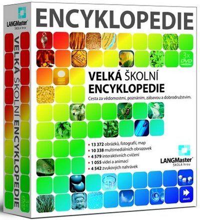 Velká školní encyklopedie - 3DVD cena od 656 Kč