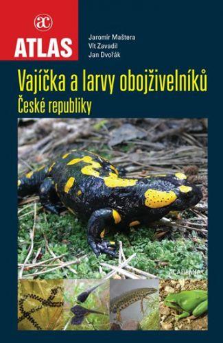 Jan Dvořák, Vít Zavadil, Jaromír Maštera: Vajíčka a larvy obojživelníků ČR cena od 155 Kč