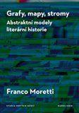 Franco Moretti: Grafy, mapy, stromy cena od 110 Kč