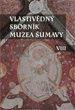 Scriptorium Vlastivědný sborník Muzea Šumavy VIII cena od 317 Kč