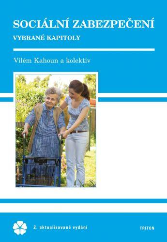 Kahoun Vilém: Sociální zabezpečení cena od 311 Kč