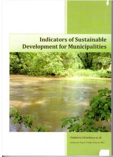 Šilhánková a  Vladimíra: Indicators of Sustainable Development for Municipalities (anglicky) cena od 195 Kč