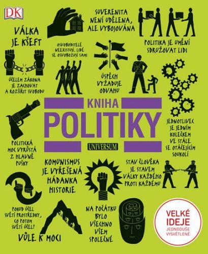Kniha politiky cena od 479 Kč