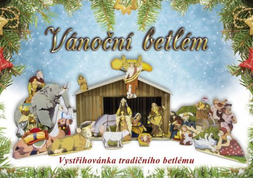 Robert Navrátil: Vánoční Betlém cena od 69 Kč