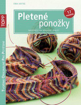 Ewa Jostes: Pletené ponožky cena od 75 Kč