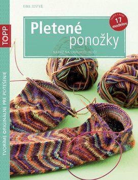 Ewa Jostes: TOPP Pletené ponožky cena od 104 Kč