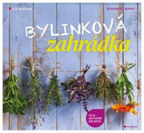 Bohne Burkhard: Bylinková zahrádka cena od 336 Kč