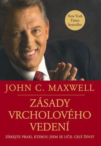 John C. Maxwell: Zásady vrcholového vedení cena od 164 Kč