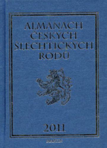 Kolektiv autorů: Almanach českých šlechtických rodů 2011 cena od 269 Kč