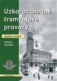 Kolektiv: Úzkorozchodné tramvajové provozy – Jablonec nad Nisou cena od 586 Kč