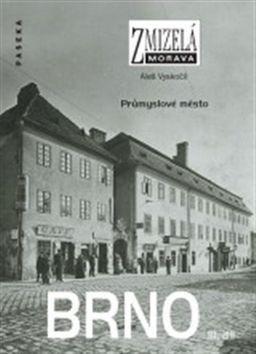 Aleš Vyskočil: Zmizelá Morava - Brno III.díl cena od 191 Kč