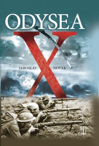Jaroslav Novák: Odysea X cena od 218 Kč