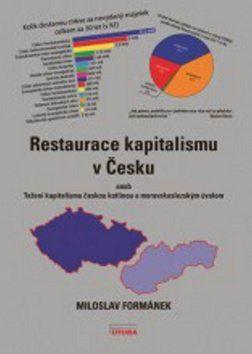 Miloslav Formánek: Restaurace kapitalismu v Česku cena od 140 Kč