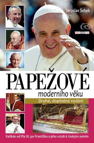 Jaroslav Šebek: Papežové moderního věku cena od 168 Kč