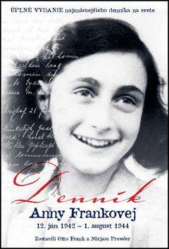 Otto H. Frank, Mirjam Presslerová: Denník Anny Frankovej cena od 338 Kč