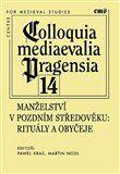 Martin Nodl, Paweł Kras: Colloquia mediaevalia Pragensia 14 cena od 212 Kč