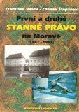 František Vašek, Zdeněk Štěpánek: První a druhé stanné právo na Moravě cena od 104 Kč