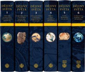 Vyšehrad Dějiny světa - kompletní edice