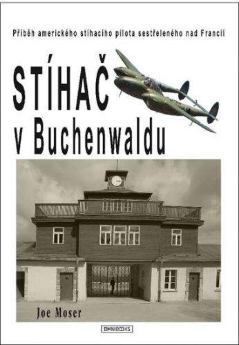 Gerald R. Baron, Joseph F. Moser: Stíhač v Buchenwaldu cena od 88 Kč
