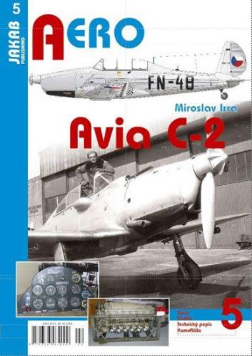 Miroslav Irra: Avia C-2 cena od 61 Kč