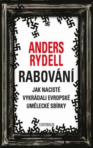 Anders Rydell: Rabování cena od 279 Kč