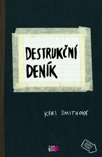 Keri Smith: Destrukční deník