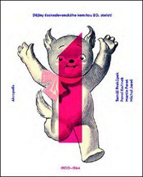Dějiny československého komiksu 20. století cena od 1952 Kč