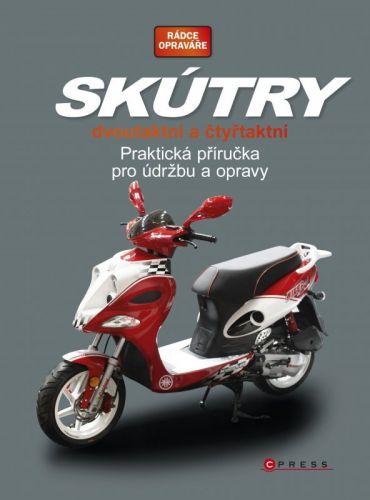 Igor Škunov: Skútry dvoutaktní a čtyřtaktní cena od 223 Kč