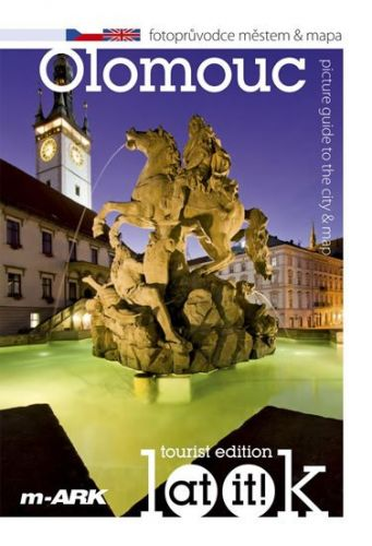 Marek Ivan: Olomouc - Turistický fotoprůvodce oblastí + mapa (ČJ, AJ) cena od 39 Kč