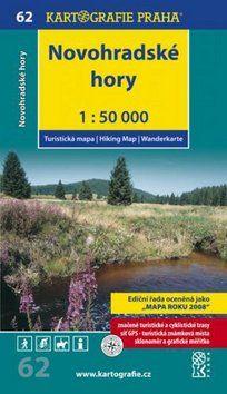 Novohradské hory 1:50 000 cena od 62 Kč