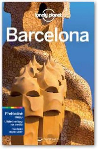 Barcelona - Lonely Planet cena od 357 Kč
